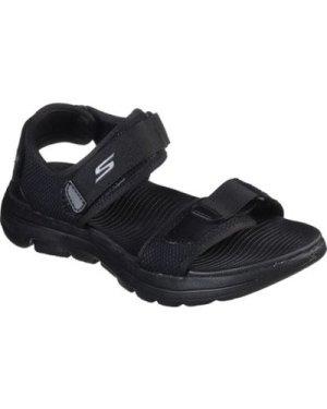 Skechers  229003BBK6 Go Walk 5 Cabourg  men's Sandals in Black