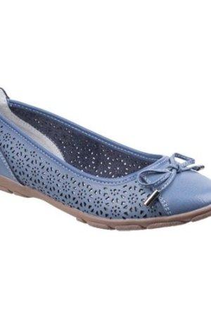 Fleet   Foster  Lagune  women's Shoes (Pumps / Ballerinas) in Blue