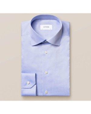 Light Blue Fine Twill Shirt