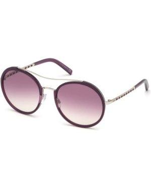 Tods TO0238 74Z Pink/Violet Mirror Gradient **