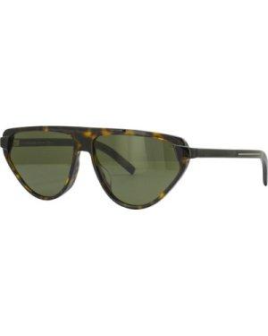 Dior Homme Blacktie247S 086/O7 Dark Havana/Green **