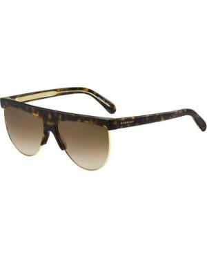 Givenchy GV7118/G/S 086/HA Dark Havana/Brown Gradient