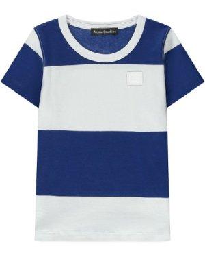 Mini Ned Striped T-Shirt