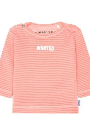 Wanted Striped Organic Cotton T-Shirt