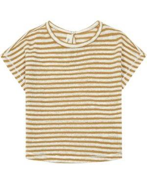 Striped Lurex T-shirt