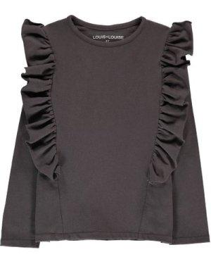 Erina Ruffled T-Shirt