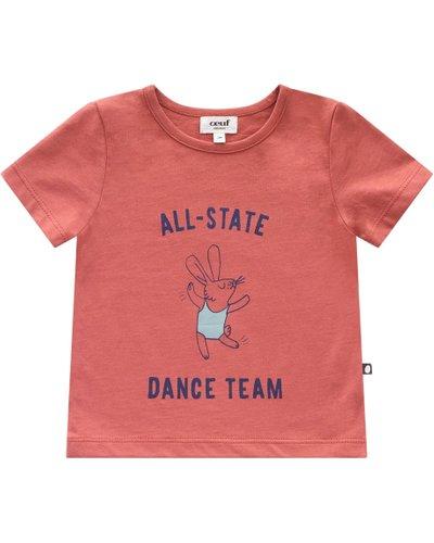 Dance Team organic pima cotton T-shirt