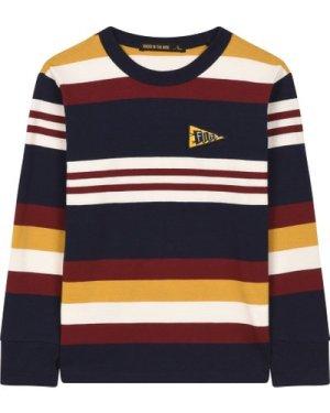 Nico Flag Striped T-Shirt