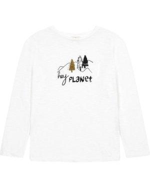 Planet Philippe Organic Cotton T-shirt