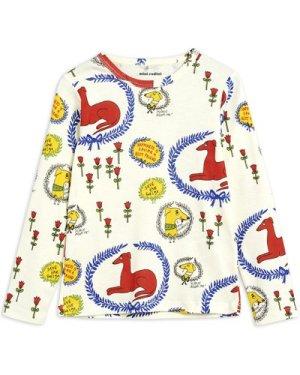 T-shirt Manches Longues Lévrier Organic Cotton