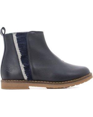 Trip Fringe Boots