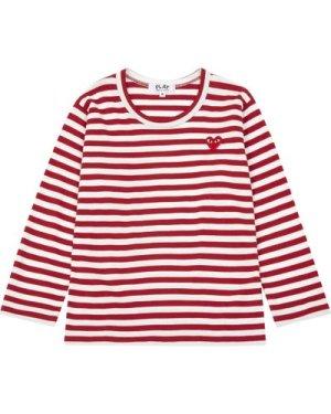 Play Kids Striped Breton T-Shirt