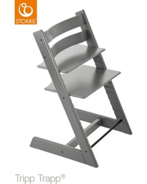 Tripp Trapp® High Chair in Beech Wood