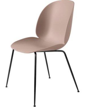 GamFratesi Beetle Unpadded Chair + Black Base