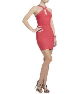 Bcbgmaxazria BCBGMAXAZRIA Martha Cross-Strap Dress