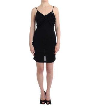 John Galliano Black coctail dress