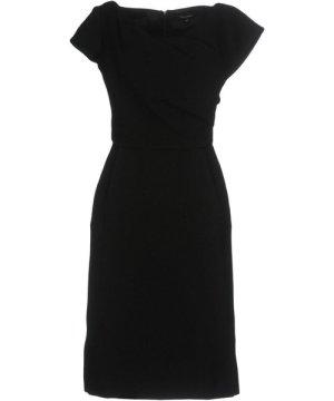 Tara Jarmon DRESSES Black Woman Virgin Wool