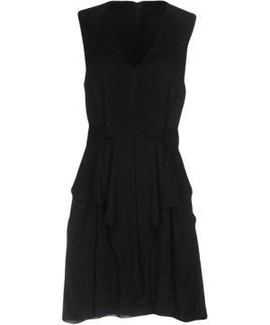 L'Agence DRESSES Black Woman Rayon