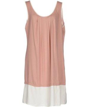 Cafènoir DRESSES Caf�noir Pastel pink Woman Viscose