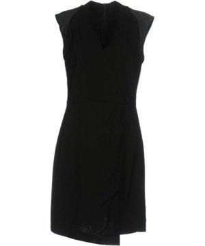 Tara Jarmon DRESSES Black Woman Viscose