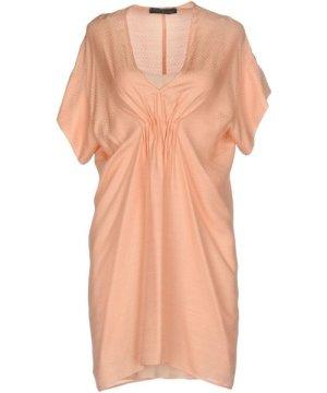 Katia Giannini DRESSES Pink Woman Viscose