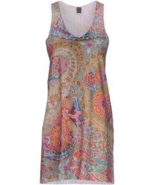 Jijil DRESSES Ochre Woman Polyester