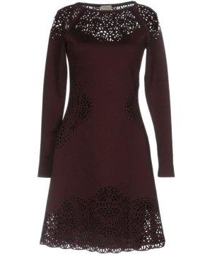 Temperley London DRESSES Deep purple Woman Polyester