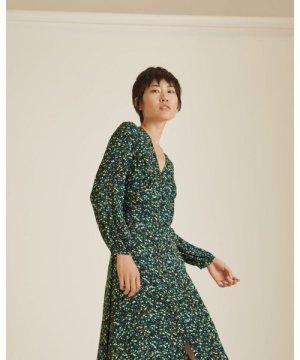 Jigsaw Modern Ditsy Tea Dress
