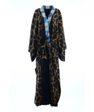 Dolce & Gabbana Women Print Animal Abaya