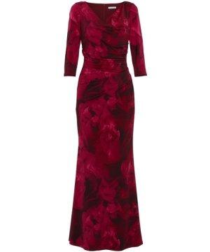 Gina Bacconi Lalia Floral Maxi Dress