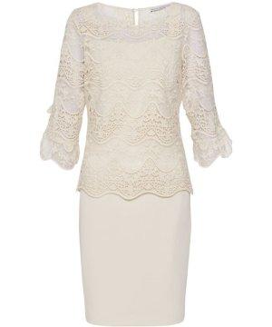 Gina Bacconi Kehlani Dress And Overtop