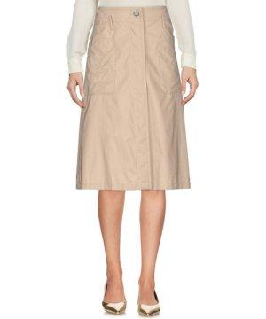 Strenesse Sand Lyocell Skirt