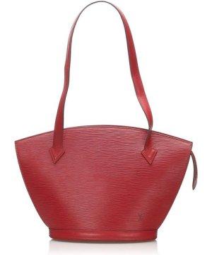 Louis Vuitton preowned Vintage Epi Saint Jacques PM Long Strap Red