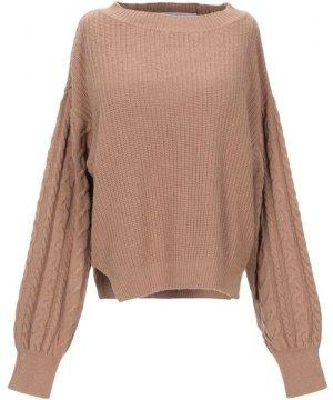Kaos Camel Lightweight Knit Jumper