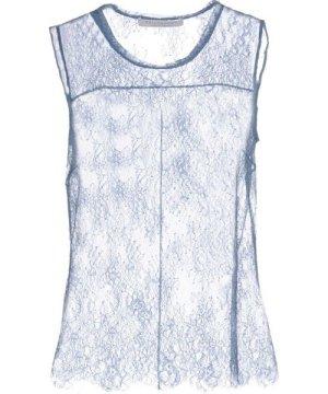 Philosophy Di Lorenzo Serafini Blue Lace Tank
