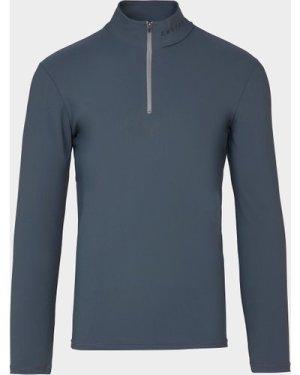Men's Castore Quarter Zip Sweatshirt Grey, Grey