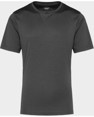 Men's Castore Basic Stretch T-Shirt Black, Black