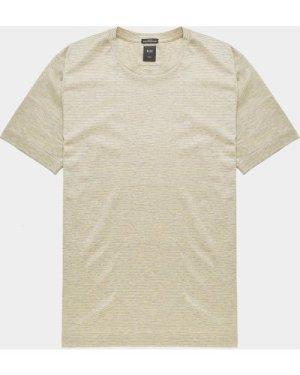 Men's BOSS Tribel Short Sleeve T-Shirt Yellow, Yellow