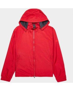 Men's Z Zegna Lightweight Jacket Red, Red