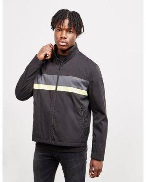 Men's HUGO Bill Lightweight Jacket Black, Black