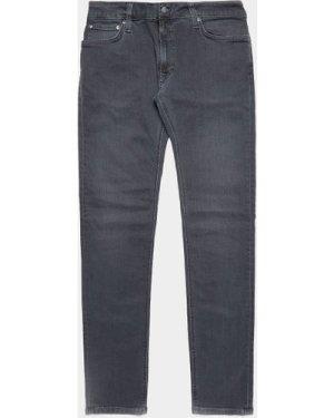 Men's Nudie Jeans Co. Skinny Lin Jeans Grey, Grey