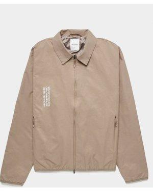 Men's Wood Wood Clive Overshirt Grey, Grey