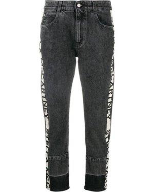 Stella McCartney Logo Skinny Boyfriend Jeans (Size: 27)