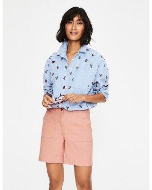 Bude Shorts Pink Women Boden, Pink