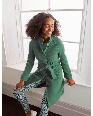 Cartwright Coat Green Women Boden, Green
