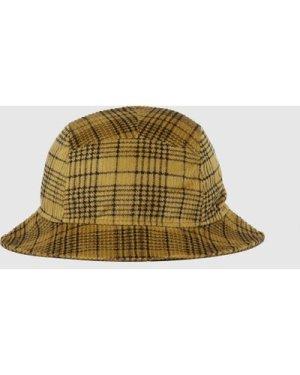New Era Check Cord Camper Bucket Hat, Multi/GRN