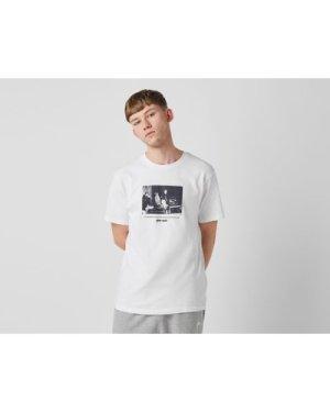 Gio Goi Trax T-Shirt - size? Exclusive, White/WHT