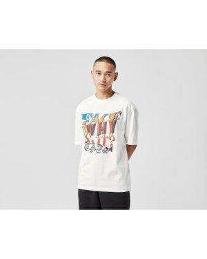 Jordan Why Not? x FACETASM T-Shirt, White/T