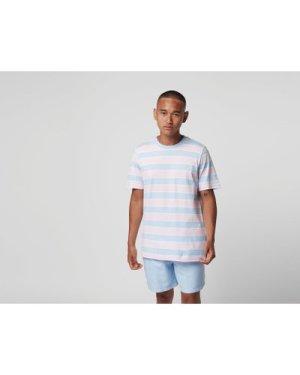 adidas Originals Linear 2.0 Stripe T-Shirt, Blue