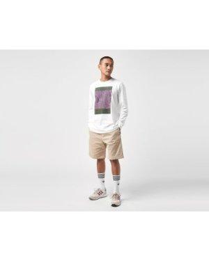 adidas Originals Long Sleeve Adventure T-Shirt, White/WHT